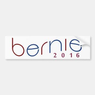 2016 Bernie Sanders Red, White, Blue Bumpersticker Bumper Sticker