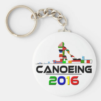 2016: Canoeing Key Chains