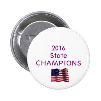 2016 Champions 2¼ Inch Round Button