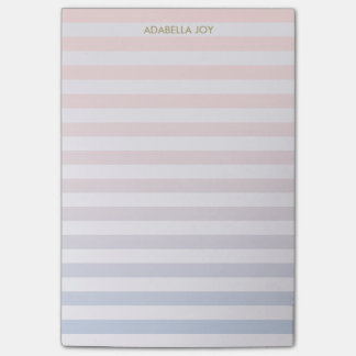 2016 Colors of the Year Personalizable PostIt® Pad Post-it Notes
