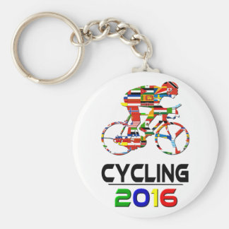 2016: Cycling Key Chain