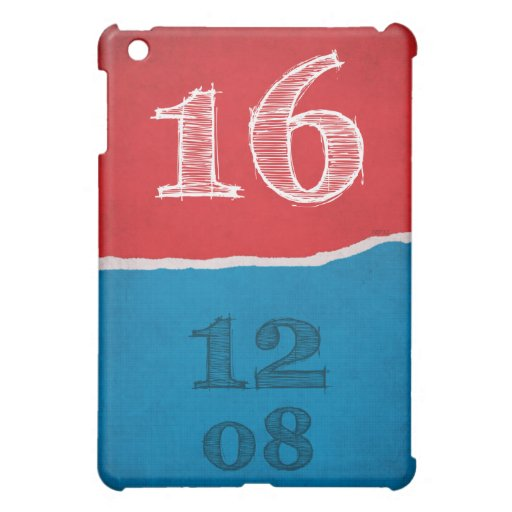2016 Elections Cover For The iPad Mini