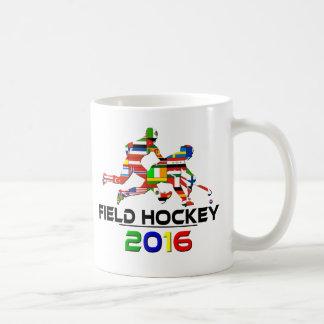 2016: Field Hockey Basic White Mug