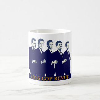 2016 GOP Presidential Hopefuls Basic White Mug
