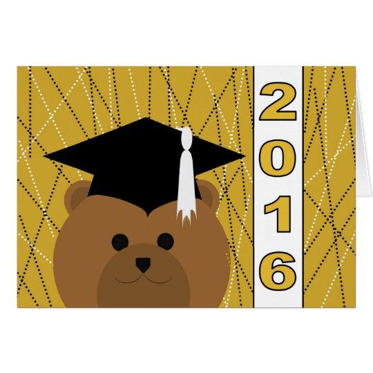 2016 Graduation Congratulations Card