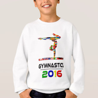 2016: Gymnastics Sweatshirt