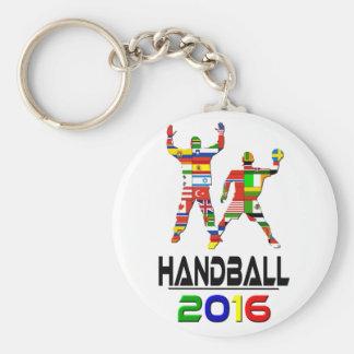 2016: Handball Keychains