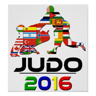 2016: Judo Posters