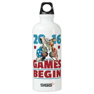 2016 - Let the Games Begin SIGG Traveller 0.6L Water Bottle