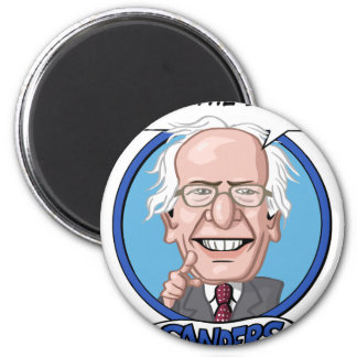 2016 Presidential Election 6 Cm Round Magnet