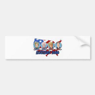 2016 Presidential Election Bumper Sticker