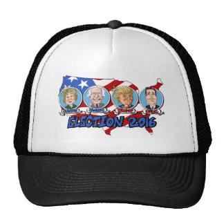 2016 Presidential Election Cap