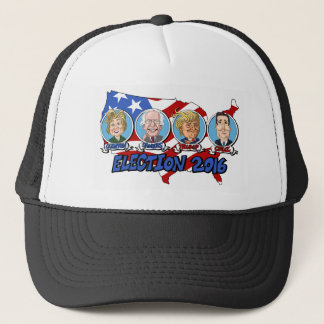 2016 Presidential Election Trucker Hat