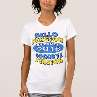 2016 Retirement T-shirts