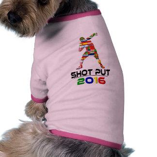 2016 Shotput Doggie Tee