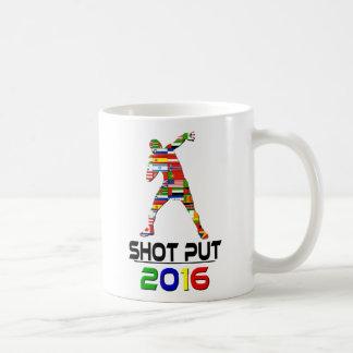 2016:Shotput Coffee Mugs
