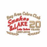2016 Snakes Custom Embroidered loLong Sleeve Shirt