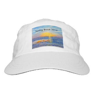 2016 SPRING BREAK CUSTOM WOVEN PERFORMANCE HAT