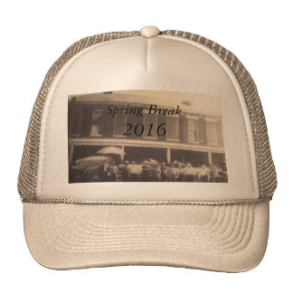 2016 SPRING BREAK KERNEN TAVERN TRUCKER HAT