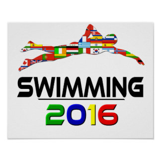 2016:Swimming Poster