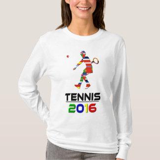 2016:Tennis T-Shirt