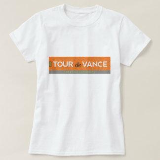 2016 tour de Vance Creating Community T-shirt
