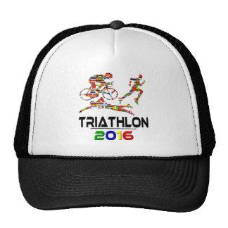 2016: Triathlon Cap