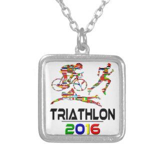 2016: Triathlon Pendants
