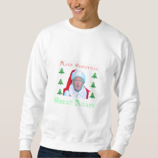 2016 Trump Ugly Christmas Sweater