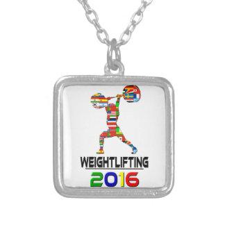 2016: Weightlifting Custom Jewelry