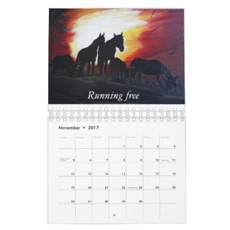 2016 western art image calendars