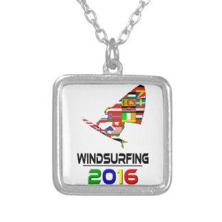 2016: Windsurfing Necklace