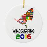 2016: Windsurfing Ornaments
