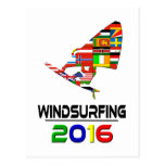 2016:Windsurfing Postcard