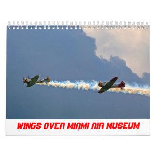2016 Wings Over Miami Air Museum Calendar