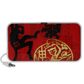 2016 Year of The Monkey Chinese New Year Portable Speakers