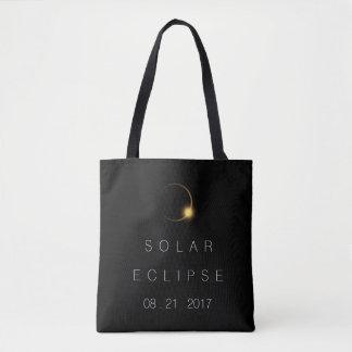 2017 American Total Solar Eclipse Tote Bag