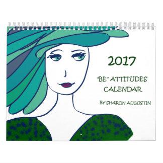 """2017 """"BE"""" ATTITUDES CALENDAR"""