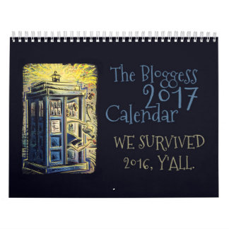 2017 Bloggess Calendar