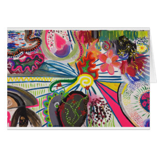 2017 Collaborative Art Note Cards