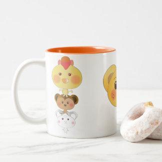 2017 Collection! Two-Tone Coffee Mug