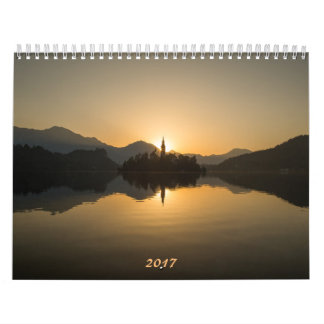 2017 Destination Calendar