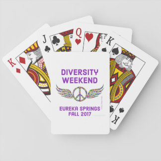 2017 Fall Diversity playing cards