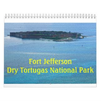 2017 Fort Jefferson Calendar