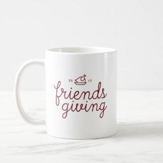 2017 Friendsgiving Mug