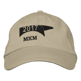 2017 Graduate Embroidered Hat