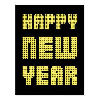 2017 ~ Happy New Year Postcard