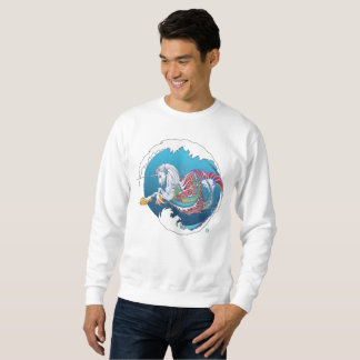 2017 Mink Mode Hippicorn Mens Sweatshirt 4