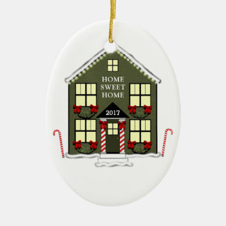 "2017 ""New House"" Collectible Christmas Ornament"