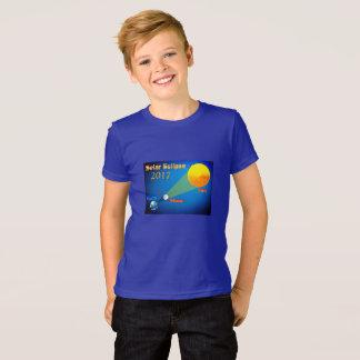 2017 Solar Eclipse Scientific Explaination T-Shirt